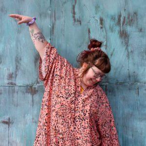 kimono takki hinta käsityö suomalainen viskoosi