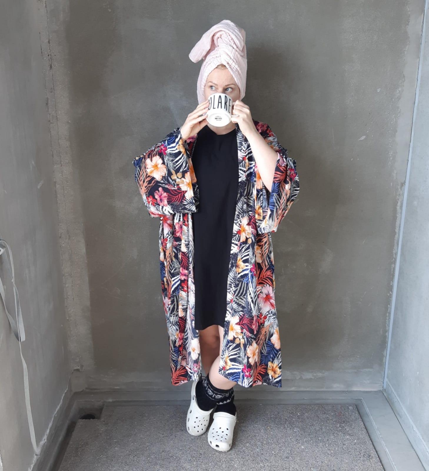 kimonon ompelu verkkokurssi